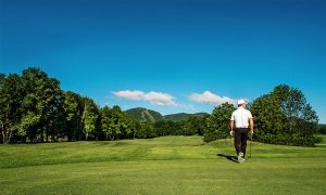 Forfait Golf Mont Orford